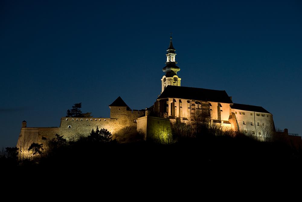 1. Nitriansky hrad