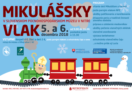 Mikulášsky vlak