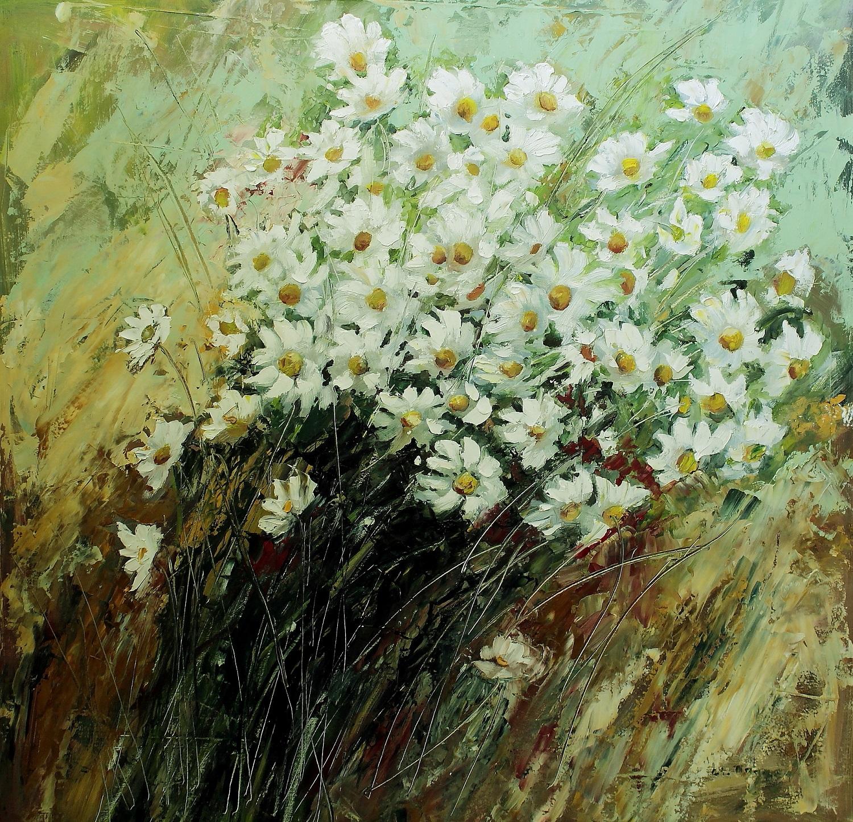 kvetinomaľba
