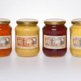 včelí med, peľ kožák