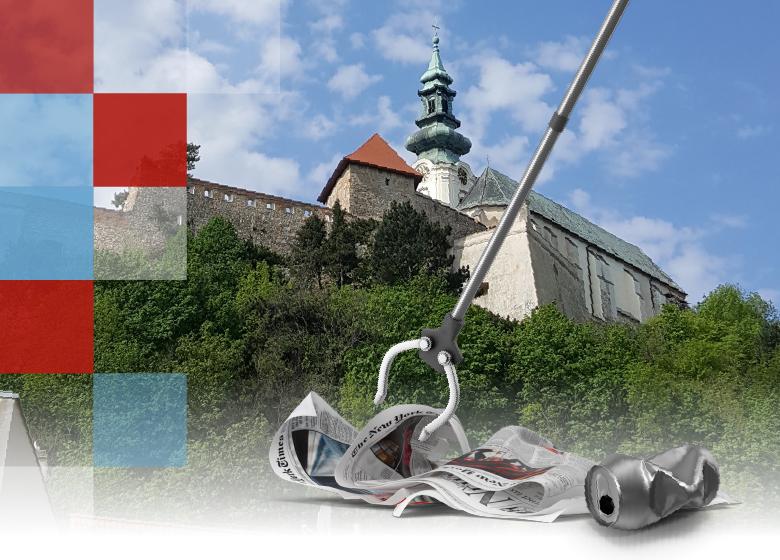 čistenie pahorkov hradny kopec